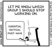 Priority Cartoon