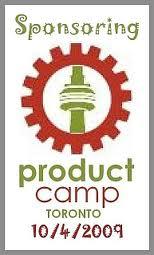 ProductCamp Toronto